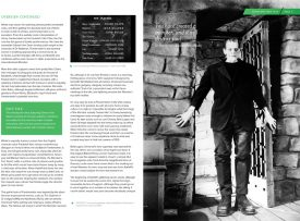 Frankenstein 1931 – sample of inner pages 1
