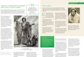 Frankenstein 1931 – sample of inner pages 3