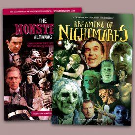 Monsters' Almanac / Dreaming of Nightmares Bundle