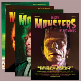 Classic Monsters Annual Subscription