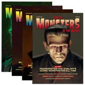 Classic Monsters of the Movies Subscription