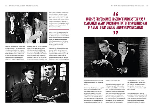 Bela Lugosi: Hollywood's Prince of Darkness