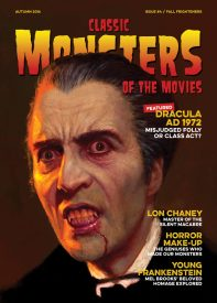Classic Monsters of the Movies magazine issue #4