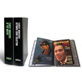 Classic Monsters Magazine Binders