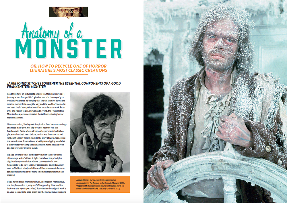 Classic Monsters Magazine Issue #8 - Classic Monsters Shop