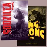 King Kong & Godzilla Giant Monster Guide Saver Bundle