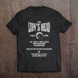 The Invisible Man T-Shirt: The Lion's Head