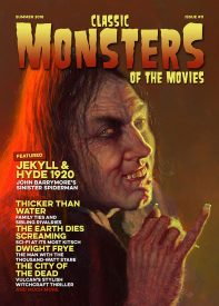 Classic Monsters of the Movies issue #11