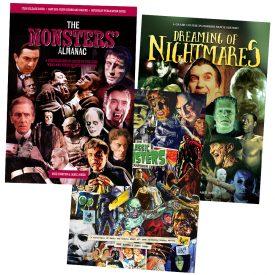 Horror History & Trivia 3-Guide Saver Bundle
