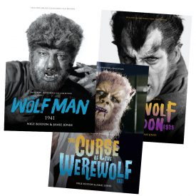Werewolf Movie Guide Trio Saver Bundle