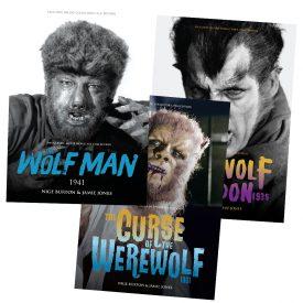 Werewolf Movie Guide Trio Saver Bundle