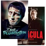 The Curse of Frankenstein 1957 / Dracula 1958 Bundle