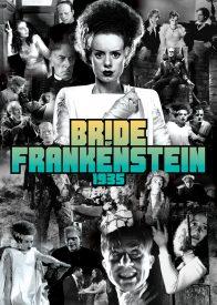 Bride of Frankenstein 1935 Art Print