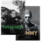 Karloff Guide Bundle - Frankenstein / The Mummy
