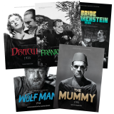 Universal Monsters 5-Guide Box Set