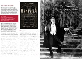 Dracula 1931 - sample of inner pages 2