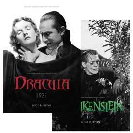 Frankenstein & Dracula Bundle