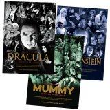 Dracula / Frankenstein / Mummy Franchise Guide Bundle