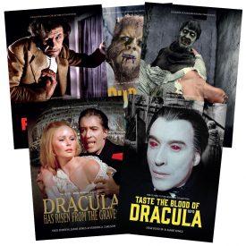 Hammer Horror 5-Guide Box Set 2
