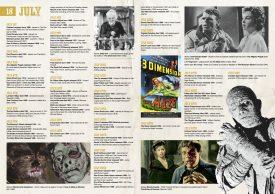 Monsters' Almanac - July