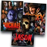 Michael / Jason / Freddy Slasher Guide Saver Bundle