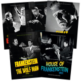 Universal Monsters 5-Guide Box Set 3