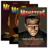 Classic Monsters 3-Issue Subscription
