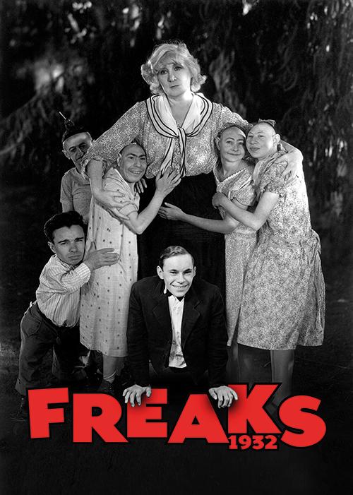 Freaks 1932 Art Print