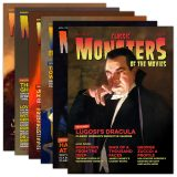 Classic Monsters 6-Issue Subscription