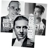 Bela Lugosi / Boris Karloff / Lon Chaney Jr Biography Bundle