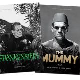 Boris Karloff Frankenstein 1931 / The Mummy 1932 Ultimate Guide Bundle