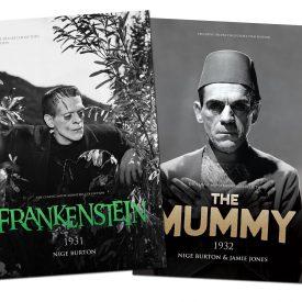 Boris Karloff Frankenstein 1931 / The Mummy 1932 Ultimate Guide Bundle