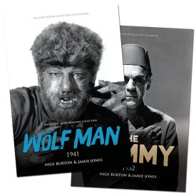 The Wolf Man 1941 / The Mummy 1932 Ultimate Guides Bundle
