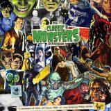 Classic Monsters Scrapbook