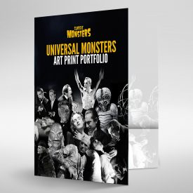 Universal Monsters Art Print Wallet