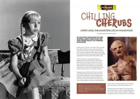 Classic Monsters Magazine Issue #15