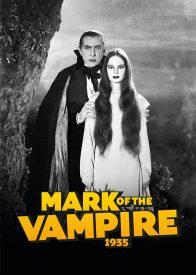 Mark of the Vampire 1935 Hardback-Artprint