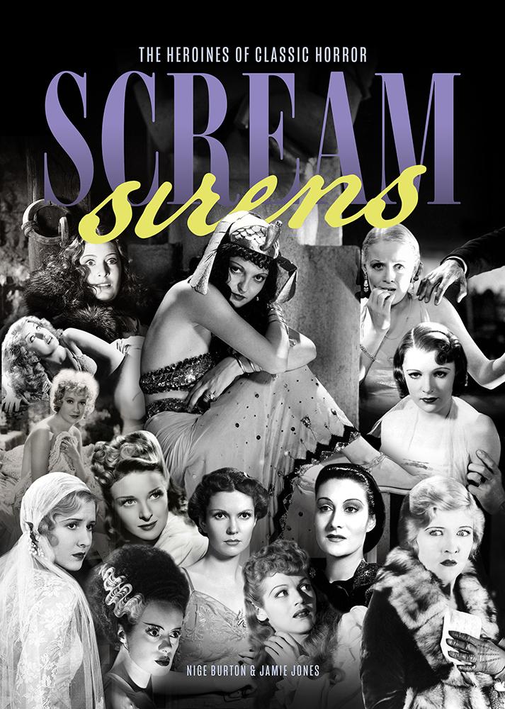 scream sirens the heroines of classic horror magazine