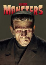 Classic Monsters of the Movies Postcard Set #2