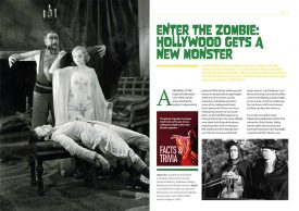 White Zombie 1932 Ultimate Guide Magazine