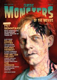 Classic Monsters of the Movies issue #16