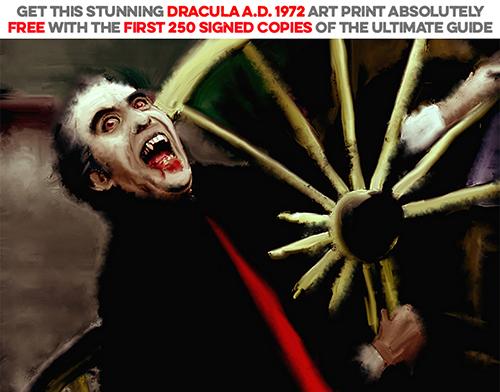 Dracula AD 1972 Ultimate Guide Art Print