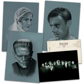 Postcard Pack / Frankenstein Art Print Saver Bundle