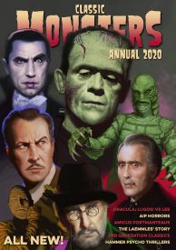 Classic Monsters Annual 2020