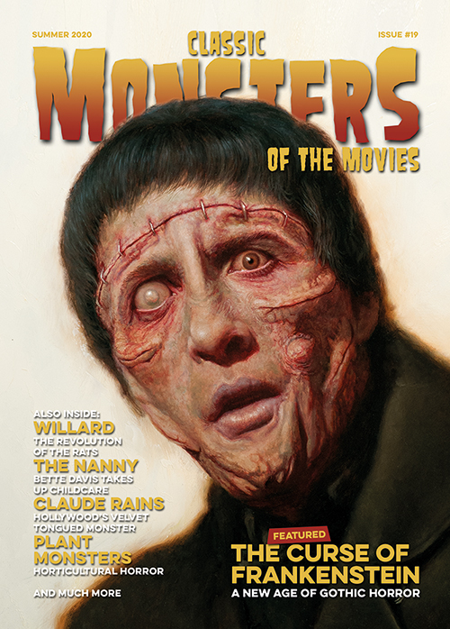 Classic Monsters of the Movies issue #19
