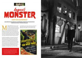 Classic Monsters Magazine Issue #20
