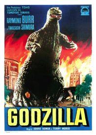 Giant Monsters Postcard Set #1