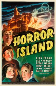 Classic Haunted House Movies Postcard Set #1