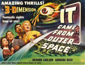 Sci-Fi Spectacular Postcard Set #1