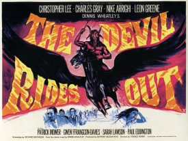 Classic Devils and Demons Movies Postcard Set #1